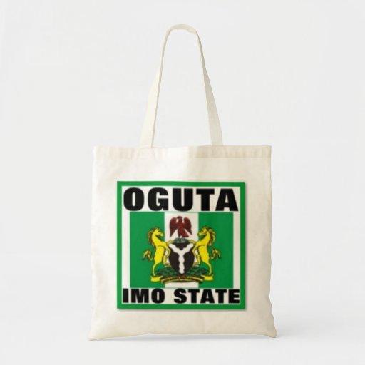 Oguta, Imo State, Nigeria T-Shirt Bags