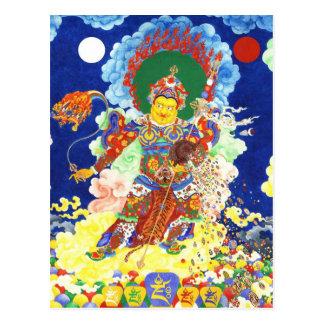 Ögyen Dzambhala [postcard] Postcard