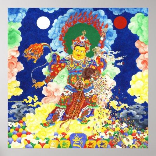Ögyen Dzambhala [poster] Poster