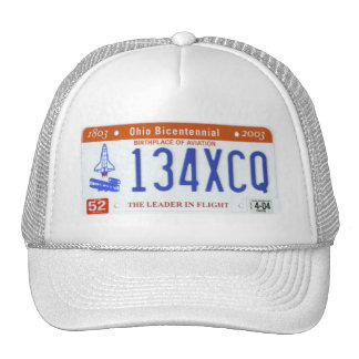 OH2004 TRUCKER HAT