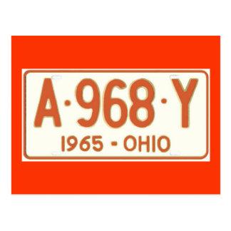 OH65 POSTCARD
