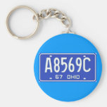 OH67 KEYCHAINS