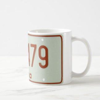OH76 COFFEE MUG