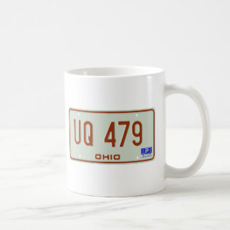 OH78 COFFEE MUG