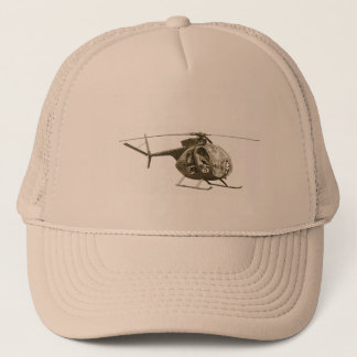 OH-6 TRUCKER HAT