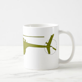 OH-6A Observation Helicopter Coffee Mug