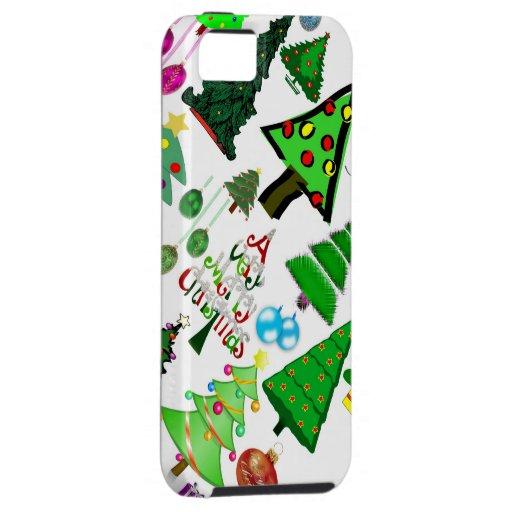 ¡Oh árbol de navidad! iPhone 5 Fundas