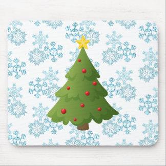 Oh árbol de navidad alfombrillas de ratón