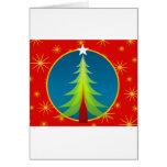 Oh árbol de navidad tarjetas