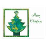 Oh árbol de navidad tarjetas postales