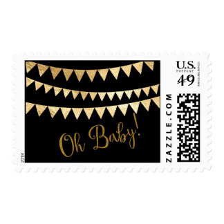 Oh Baby Baby Shower Postage