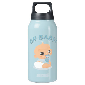 Oh Baby Boy SIGG Thermo 0.3L Insulated Bottle