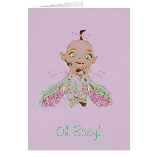 Oh Baby Greeting Cards