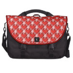 Oh Baby Hearts- Red Hot Laptop Computer Bag