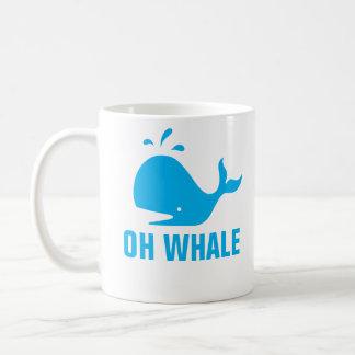 Oh ballena taza
