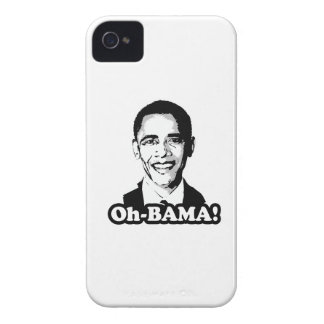 OH BAMA - .PNG iPhone 4 Case-Mate CARCASAS