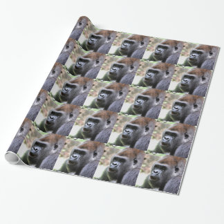 Oh bananas! Great Ape Wrapping Paper