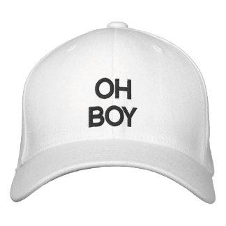OH BOY hat