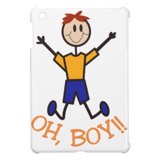 Oh, Boy! iPad Mini Cases