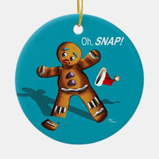 ¡Oh broche El navidad adorna el trullo Ornamento De Navidad