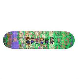 Oh, Brother Board Skateboard Deck