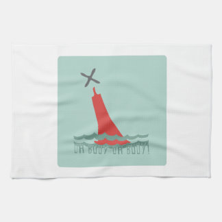 Oh Buoy! Kitchen Towels