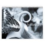 Oh Butterflies ~ 2012 Butterfly Calendar by Misha Wall Calendars