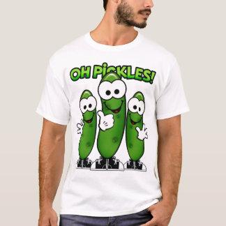 Oh camisa de las salmueras