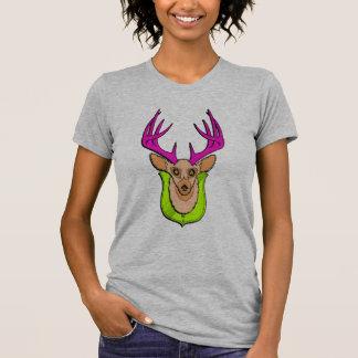 Oh camiseta de los chicas de los ciervos