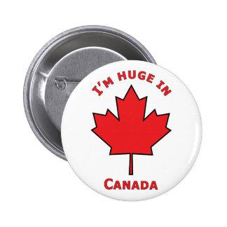 OH Canada! 2 Inch Round Button