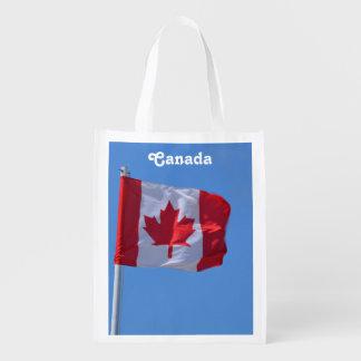 Oh Canadá Bolsa De La Compra