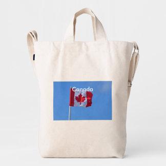Oh Canadá Bolsa De Lona Duck