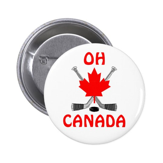 Oh Canada Button