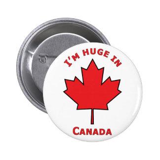 OH Canada! Button