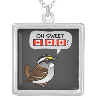 Oh Canadá dulce Pendientes Personalizados