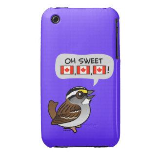 Oh Canadá dulce Case-Mate iPhone 3 Funda