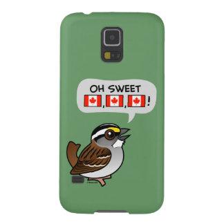 Oh Canadá dulce Carcasa De Galaxy S5