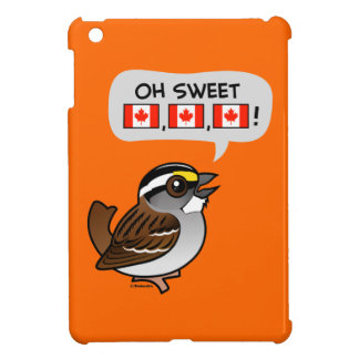 Oh Canadá dulce iPad Mini Funda