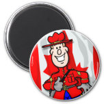 Oh Canada EH! 2 Inch Round Magnet