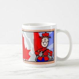 Oh Canada EH! Coffee Mug
