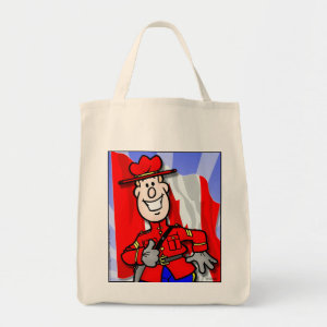 Oh Canada EH! Tote Bag