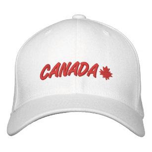 Oh Canada Embroidered Baseball Cap 4c1422dac28c
