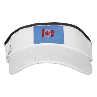 Oh Canada Headsweats Visor