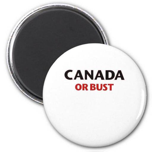 Oh Canadá Iman Para Frigorífico