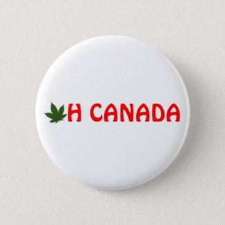 Oh Canada Pinback Button
