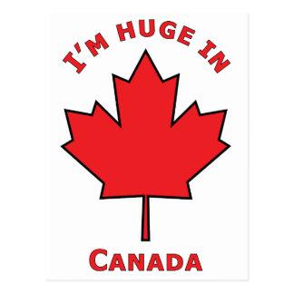 OH Canada! Postcard