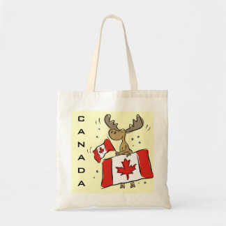 OH, CANADA TOTE BAG