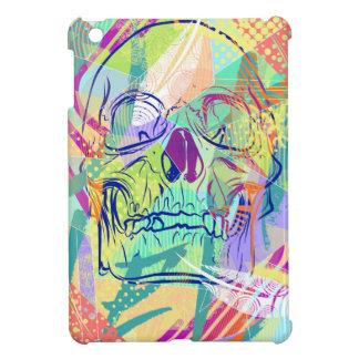 Oh caso del iPad del cráneo de Sherbert del