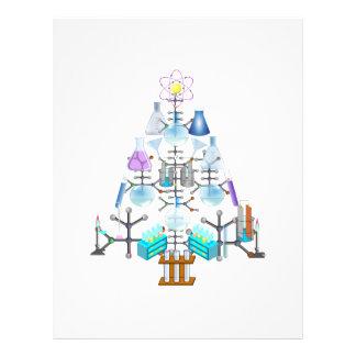 Oh Chemist Tree, Oh Christmas Tree Flyer