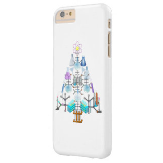 Oh Chemistry, Oh Chemist Tree Barely There iPhone 6 Plus Case